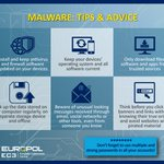 Image for the Tweet beginning: Protect your devices against #malware