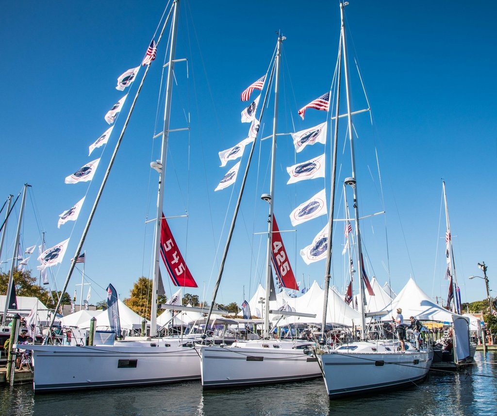 annapolis power boat show 2020