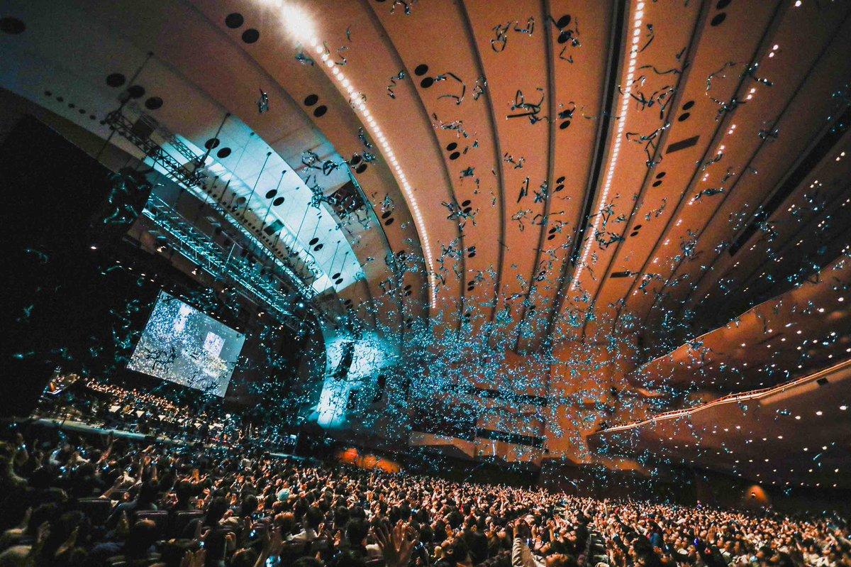 初音ミクシンフォニー2019 横浜公演ありがとうございました!次回は、12/23(月)大阪公演でお会いしましょう!#初音ミクシンフォニー
