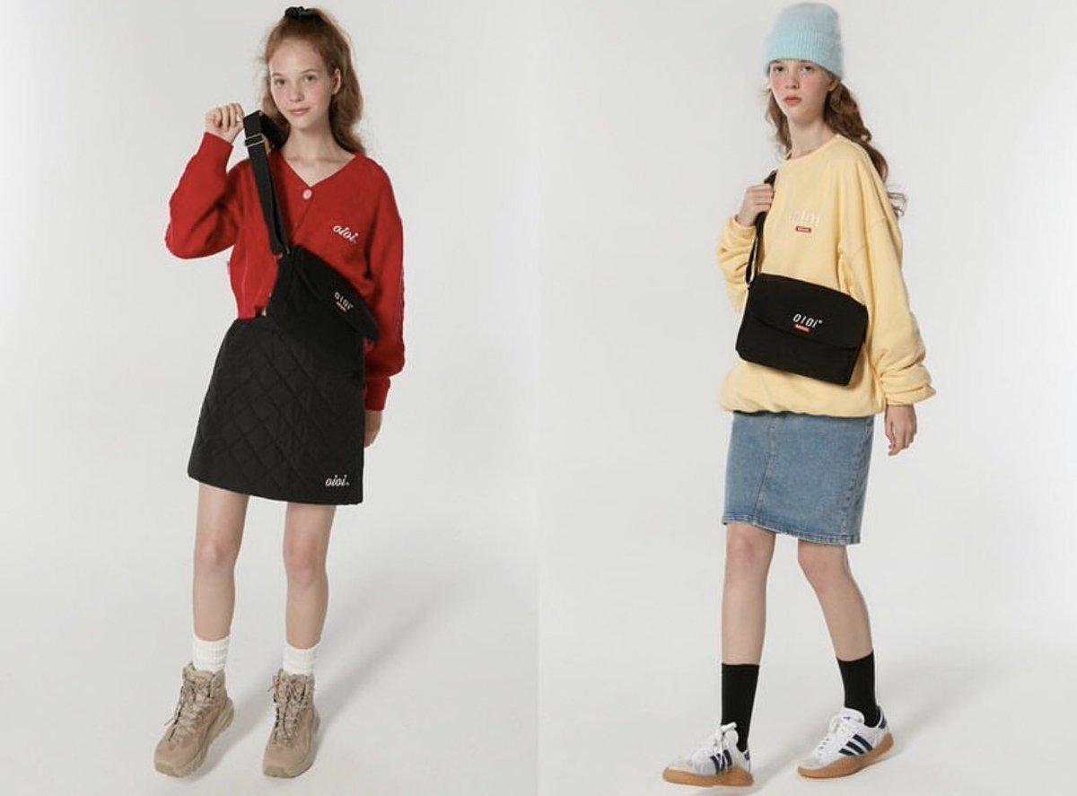oioi RE STOCK  メッセンジャーバッグ ¥6,200+tax  #tenjin #fukuoka #天神 #福岡 #oioi #メンズファッション #トレンド  #ストリート #韓国 #韓国系ファッション #新作 #秋物 #韓国ブランド