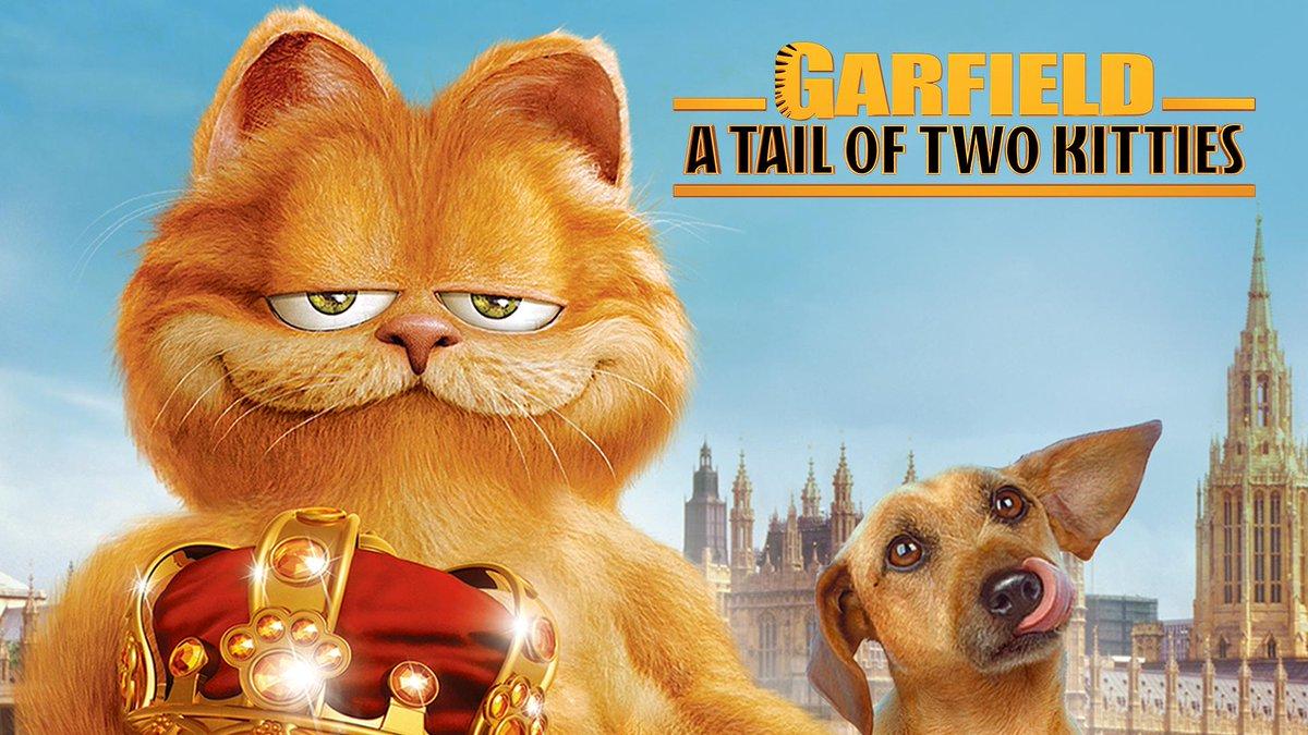 Garfield: A Tail of Two Kitties: Disney +, Marzo 2021