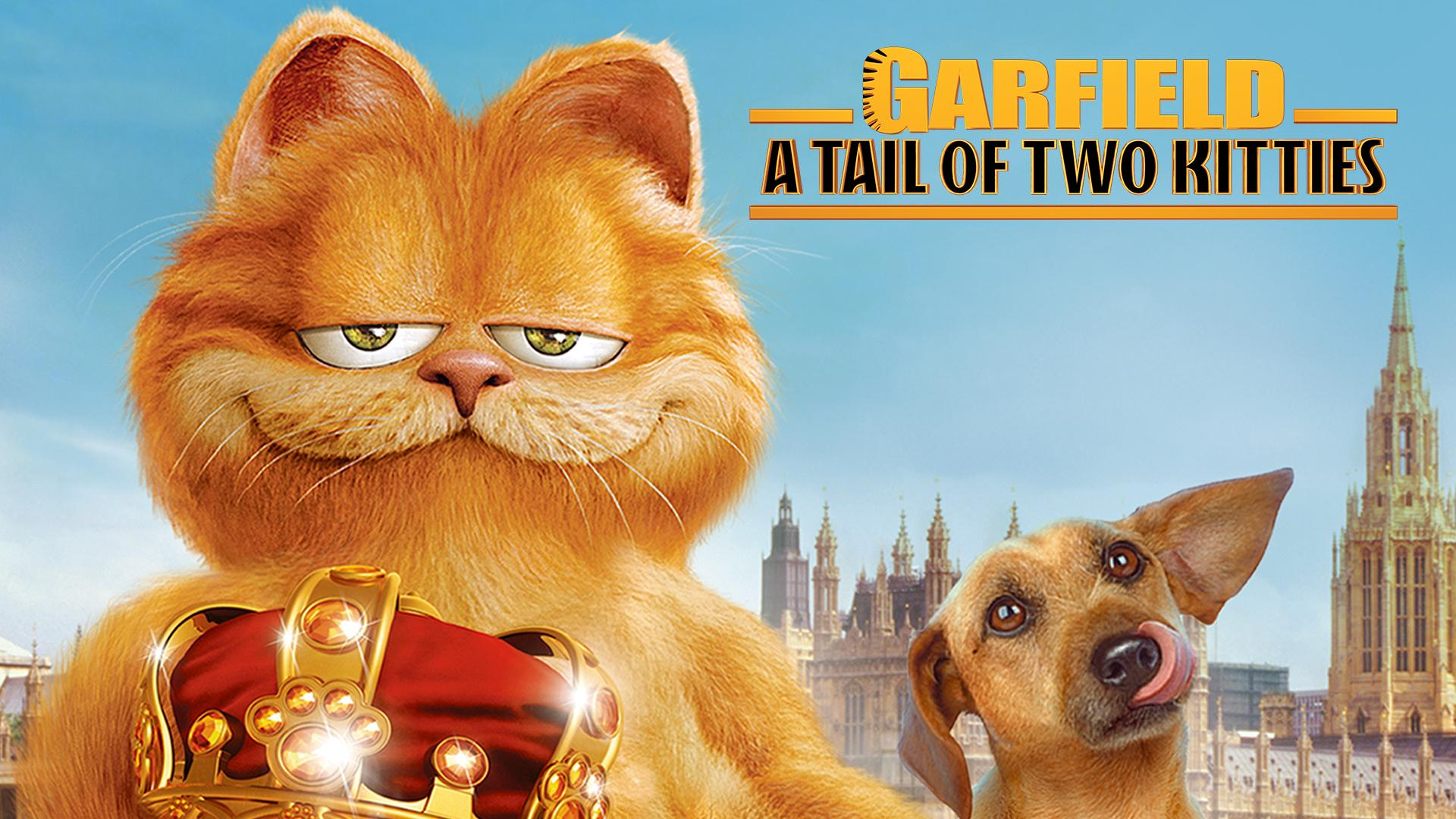 Disney On Twitter Garfield A Tail Of Two Kitties 2006