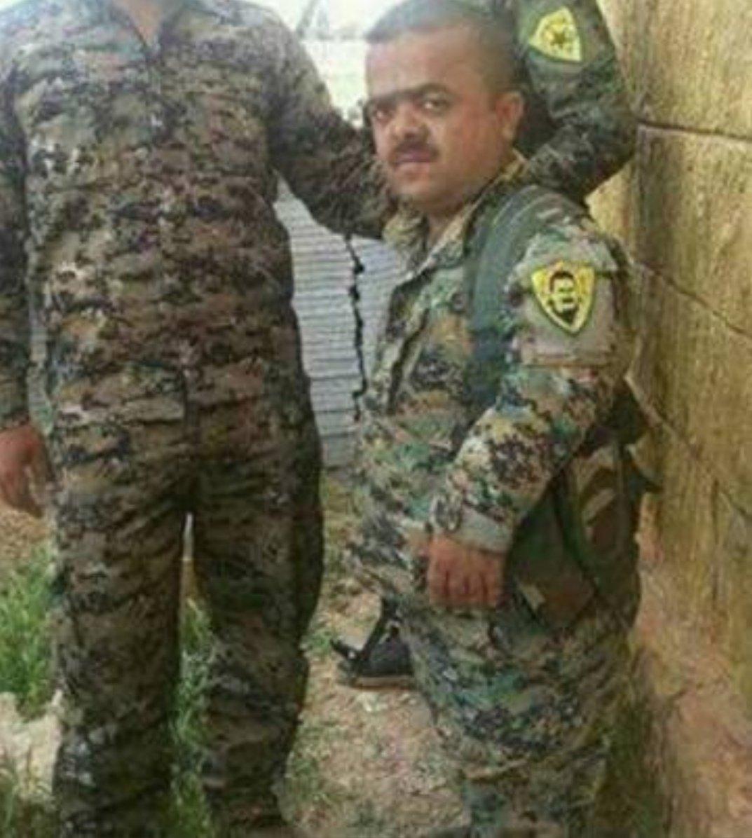 Kobani Savunma Bakanı teröristin adı bakan olmuş. Bu arada buna mermi harcamayın terlikle dövün 🤣