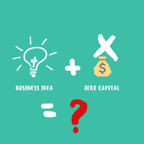Good Morning Everyone!  This week we will be talking about FUNDING!!   If you have a fantastic business idea but zero capital, what would you do?  Let's discuss <br>http://pic.twitter.com/1sp2VHfEG4