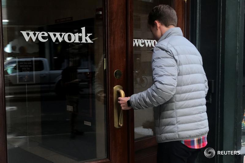 SoftBank seeks control of WeWork through financing package: source via @ReutersJF