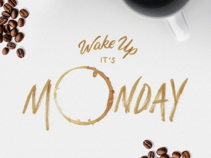 Good morning crew and hello Monday! Wake up, get ready, get set, go and be awesome! #CelebrateMonday #TrendThePositive #KidsDeserveIt  #bfc530 <br>http://pic.twitter.com/yY47n1dTei