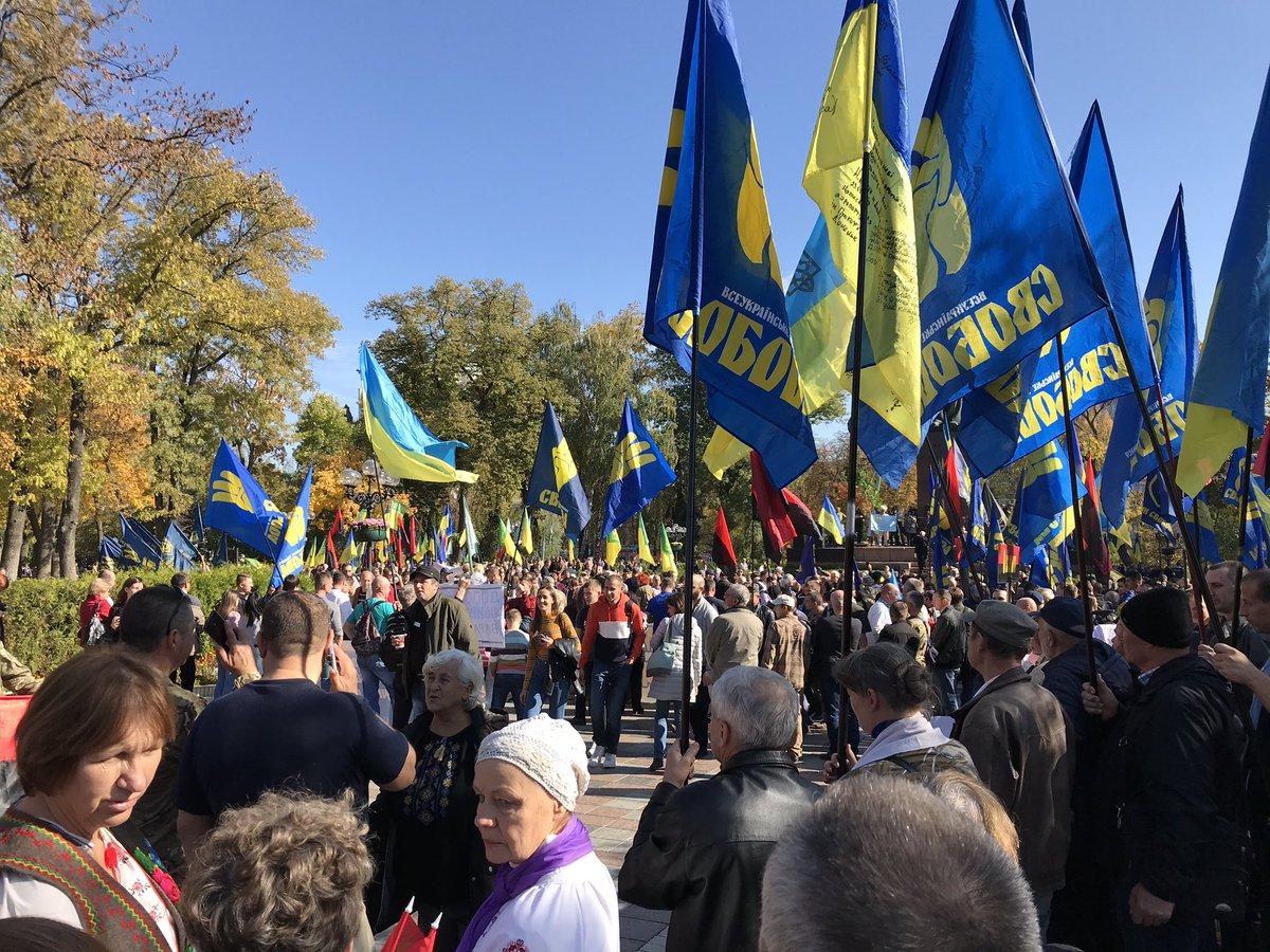 По случаю Дня защитника в Украине пройдут около 450 мероприятий с участием более 200 тысяч человек, - Фацевич - Цензор.НЕТ 1670
