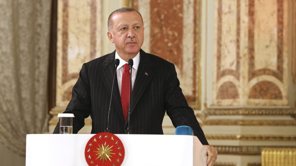 Turkey's Erdogan says US's Syria withdrawal is 'positive'