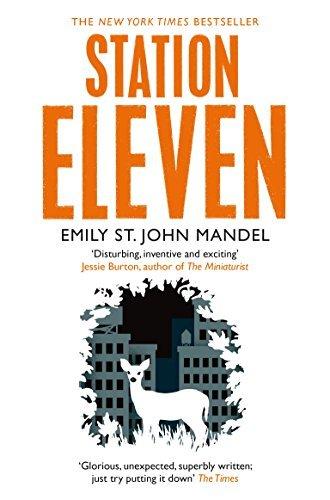 Winner of the 2015 Clarke Award, STATION ELEVEN by Emily St John Mandel is just 99p on Kindle UK right now  https:// amzn.to/2MhbONT    <br>http://pic.twitter.com/V2gLTnR1XN