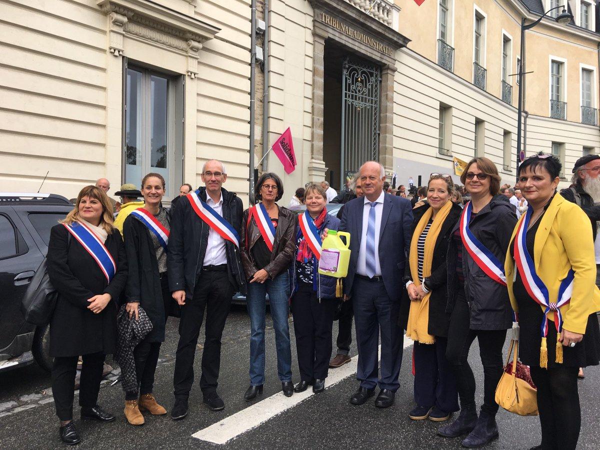 """Arrêté anti-pesticides : devant la justice, le maire de Langouët dit vouloir """"protéger sa population"""""""
