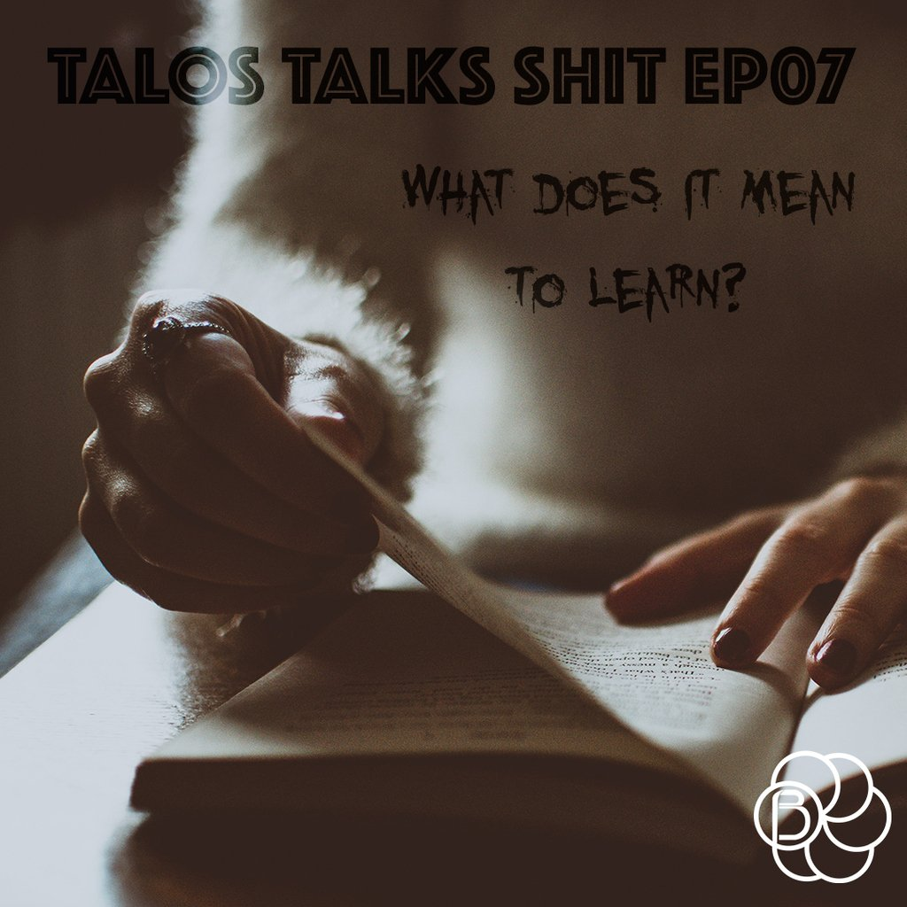 How do humans learn and how do we reinforce our knowledge ? Do machines do the same ?Find out in the latest episode of Talos Talks Shit.Available on all major streaming platforms.#BlendedPodcasts #TalosTalksShit#Podcast #ArtificialIntellegence #Machines #Learning #AI