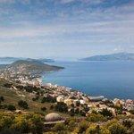 Image for the Tweet beginning: Dhermi, Albania: The Hidden Seacoast