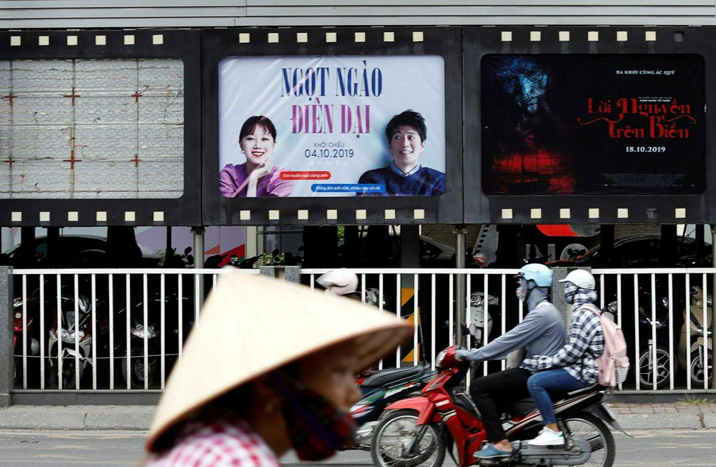 Vietnam pulls DreamWorks' 'Abominable' film over South China Sea map