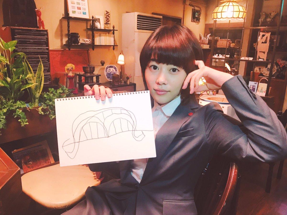 RT @douki_sakura: 私の絵、独創的でしょ? by...