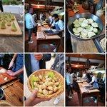 Image for the Tweet beginning: Réunion régionale depuis les cuisines