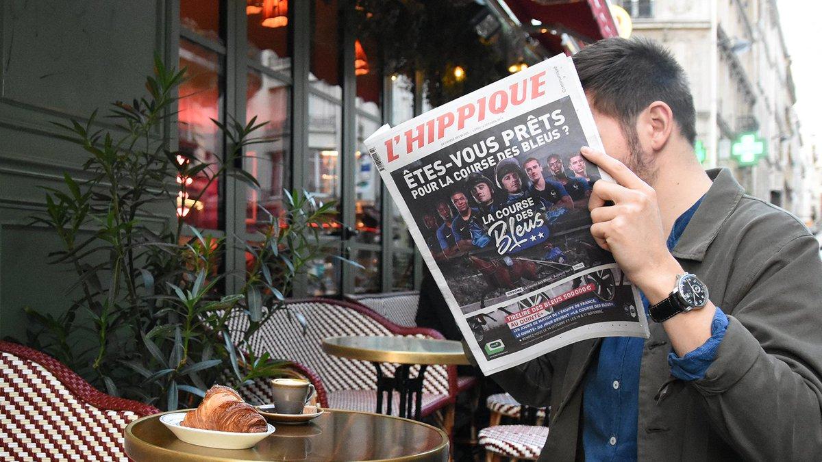 Vous avez lu @lequipe de ce matin ?