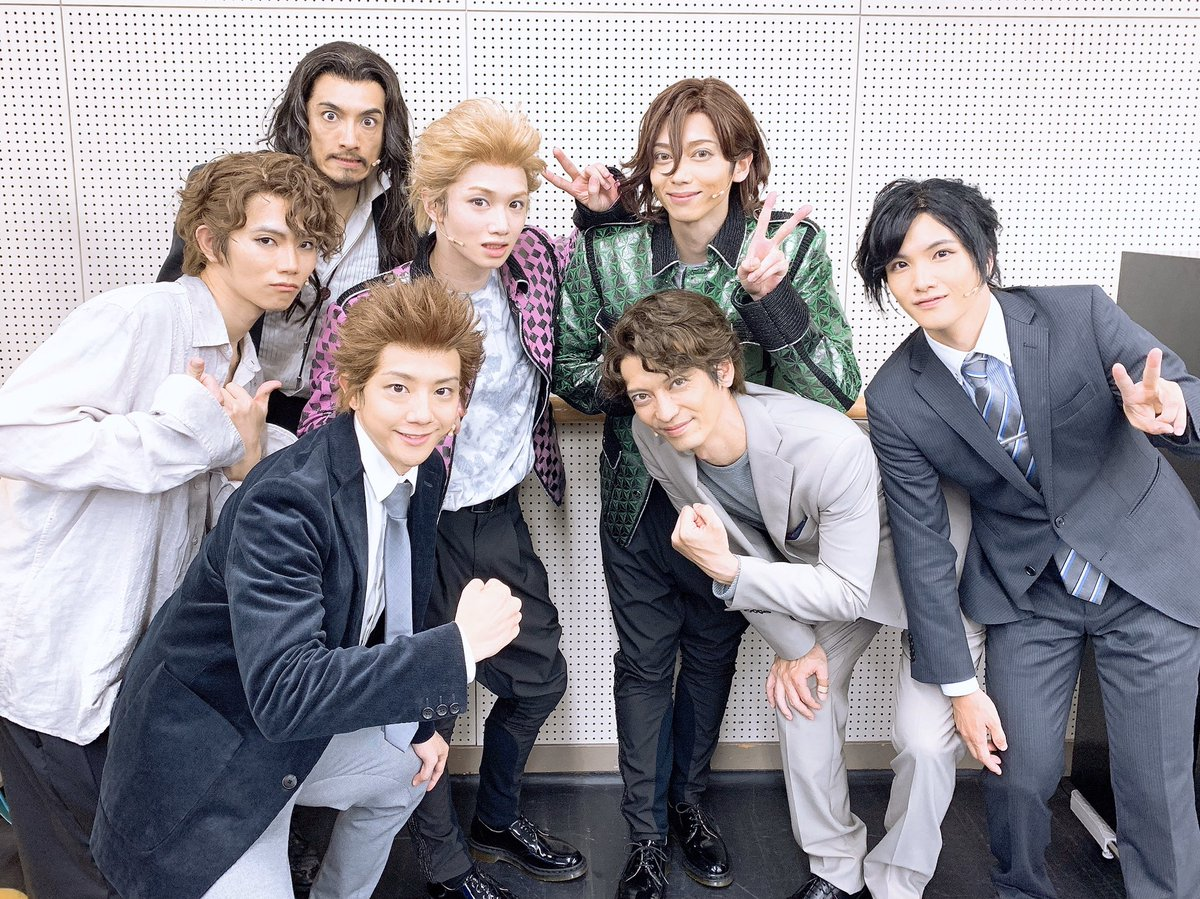 『エヴリィBuddy!』無事に千秋楽を終えました!!ご来場いただいた皆さん、ありがとうございます!!東京も全力でお届け致します!!