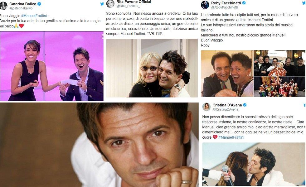 #ManuelFrattini