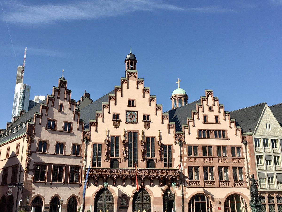 Guten Tag, Frankfurt. adactio.com/notes/15960