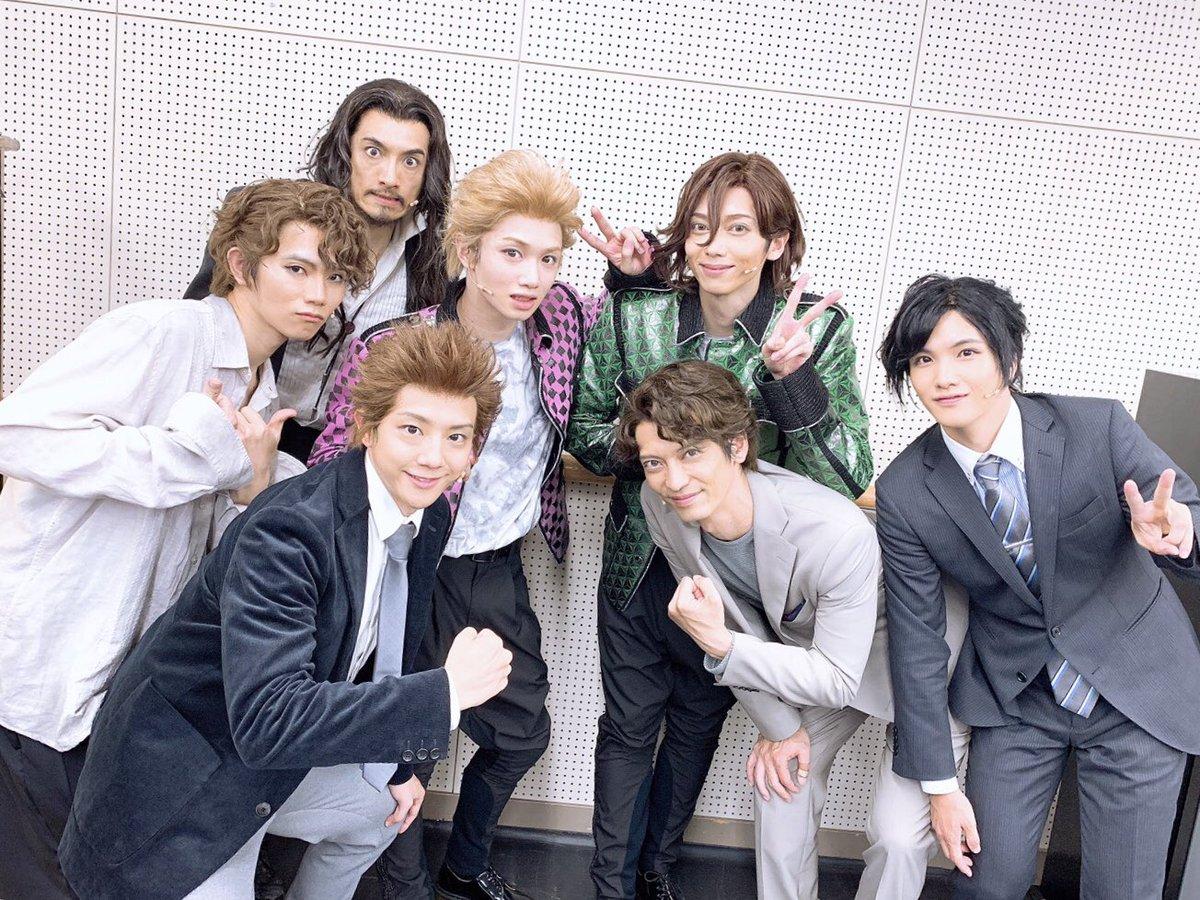 エヴリィBuddy!大阪千秋楽ご来場誠にありがとうございました。最高の景色でした。大阪で皆様に頂いたパワー全て東京に!!ご観劇、ご声援誠にありがとうございました!