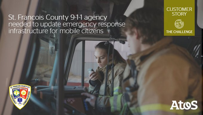 Missouri county agency answered the call for an updated 9-1-1 infrastructure to support mobile,...