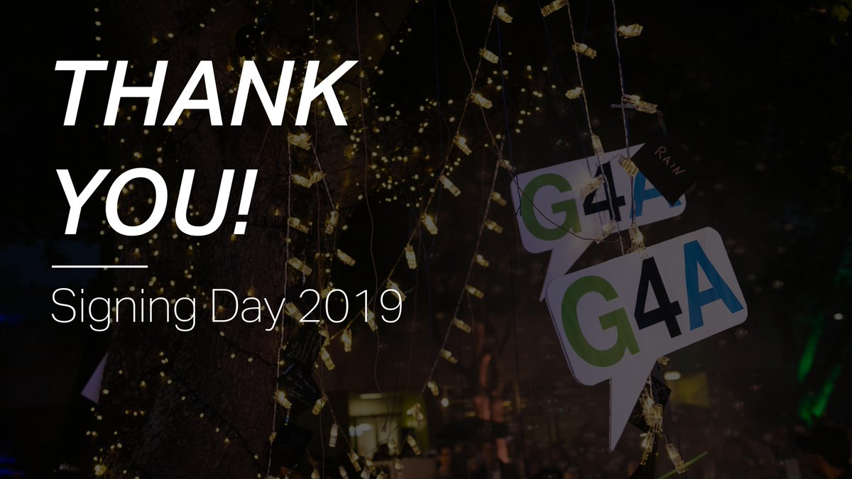 Thanks to all who attending #G4AReloaded last Thursday! We laughed, learned and celebrated #digitalhealth! @BayerPharma https://t.co/aoOrpFrdse