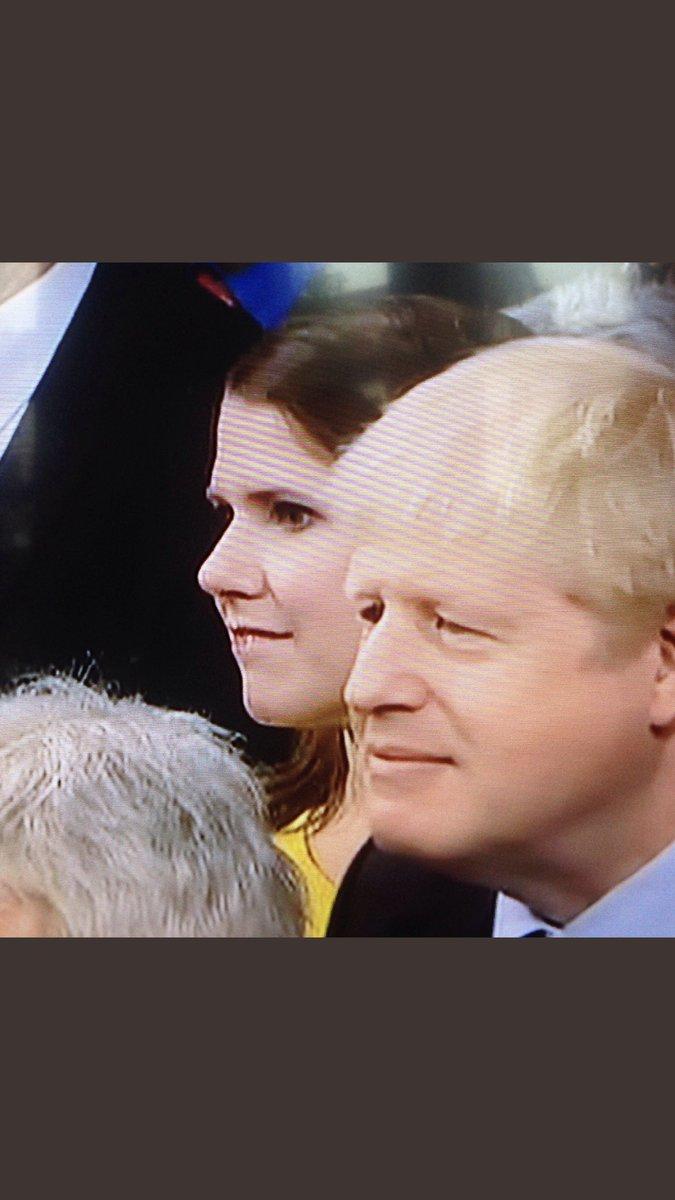 The Happy Couple. #QueensSpeech