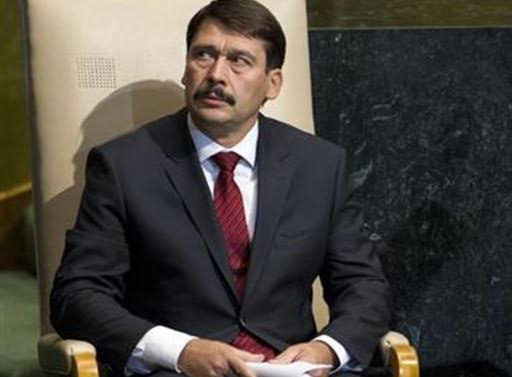 RT @TurkPolisiTC: Macaristan Cumhurbaşkanına bakın mübarek sanki Adana Ülkü Ocakları Başkanı. 🙂 https://t.co/0Vgp9yC82u