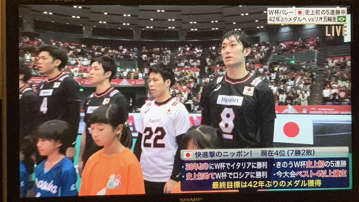 今年もやっぱり柳田選手のジャンプサーブを顔面で受け止めて気絶したい。