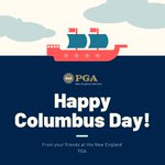 Image for the Tweet beginning: Happy Columbus Day!