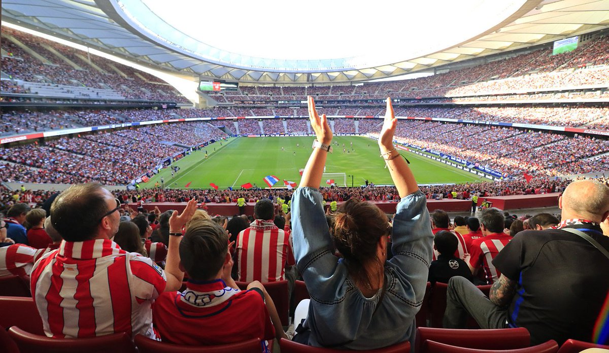 Atlético de Madrid @Atleti