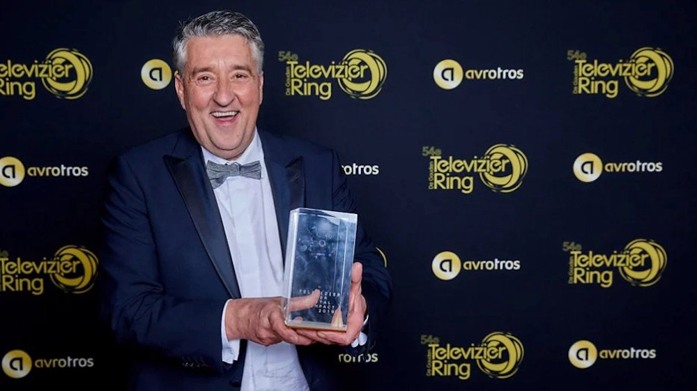 Gamedia wint Televizier-Ster Digital Impact award  https://t.co/dQ0FI52smh  @GAMEDIA_GAMES #televizierring https://t.co/Lyv2ZUmBQU