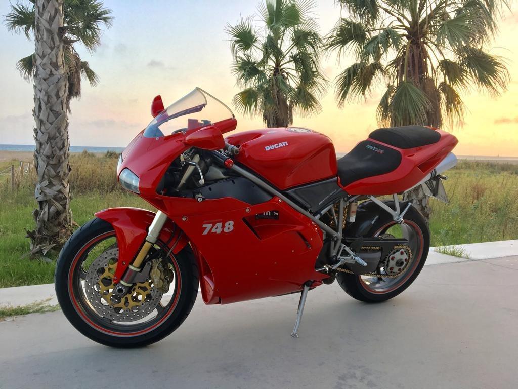 Studimoto Pintura On Twitter Ducati 748 Reparación Y