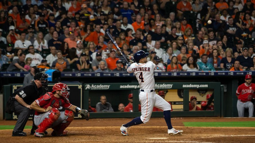 Updated #MLB Power Rankings -   1. #Astros  2. #Yankees  3. #Nationals  4. #Cardinals  5. #Dodgers