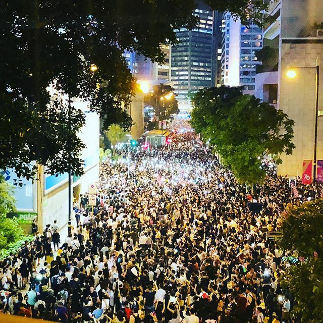 The most beautiful spot in Hong Kong. It is beautiful because of Hongkongers... . . . #fightforfreedomstandwithhongkonv #standwithhongkong #hongkongerresist #fightforhongkong #fightfordemocracy #fightforfreedom #hongkongisnotchina #passtheactfreehk  #pas… https://ift.tt/2B75wd8pic.twitter.com/vNk2HEf4Is