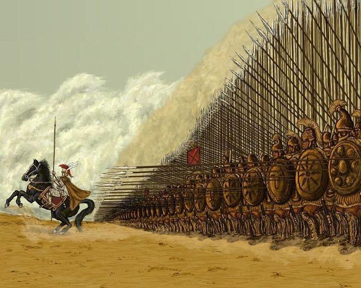 Sejarah Pertempuran Thermopylae