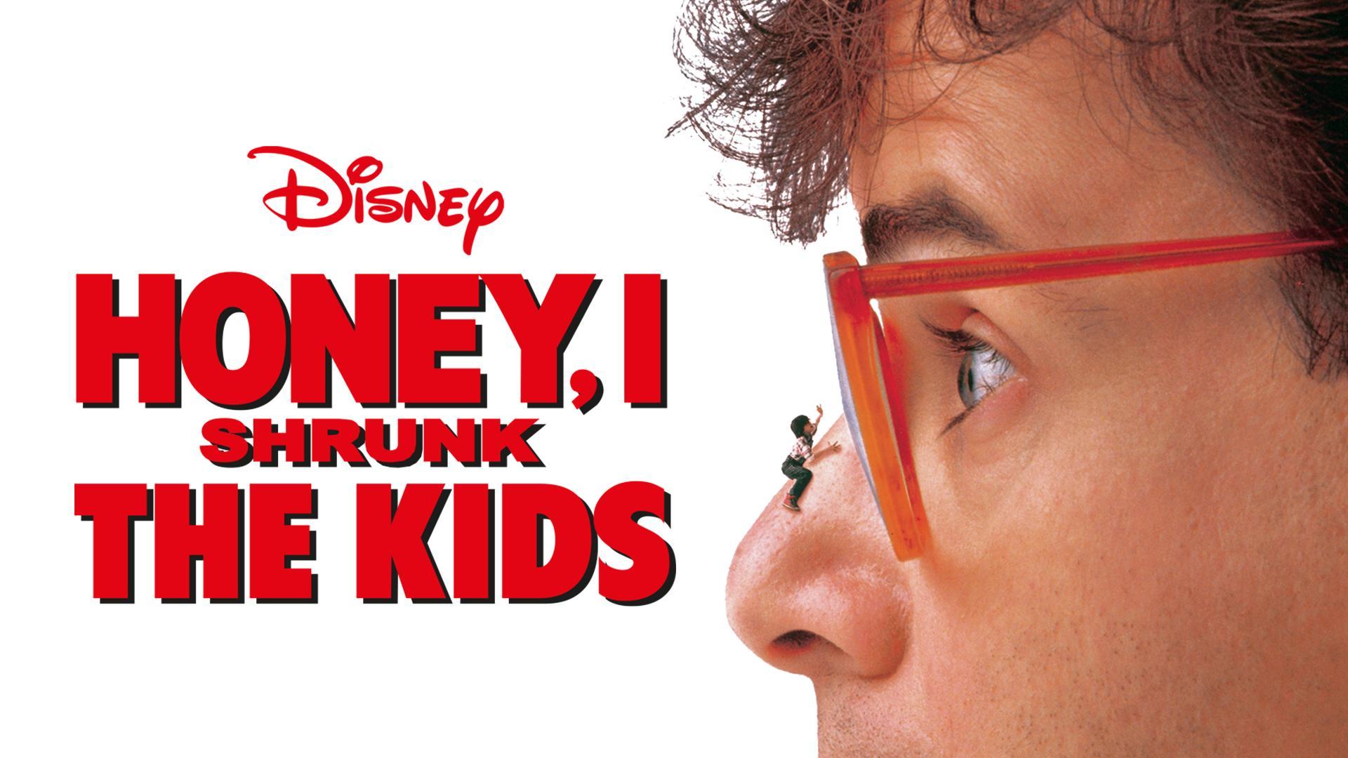 Disney On Twitter Honey I Shrunk The Kids 1989