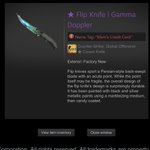Image for the Tweet beginning: Thank you for the knife