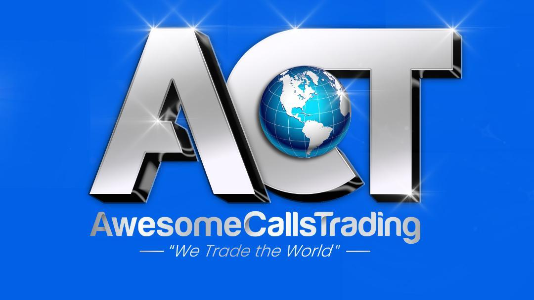 """Are you Copy-Cat Chatrooms sitting and waiting for #ACT Morning watch List so you can keep your subs since you can't find anything this morning like usual  Here you go!  Just remember, none of you out there can trade like us There is only """"1"""" #ACT Chatroom http://AwesomeCallsTrading.com"""
