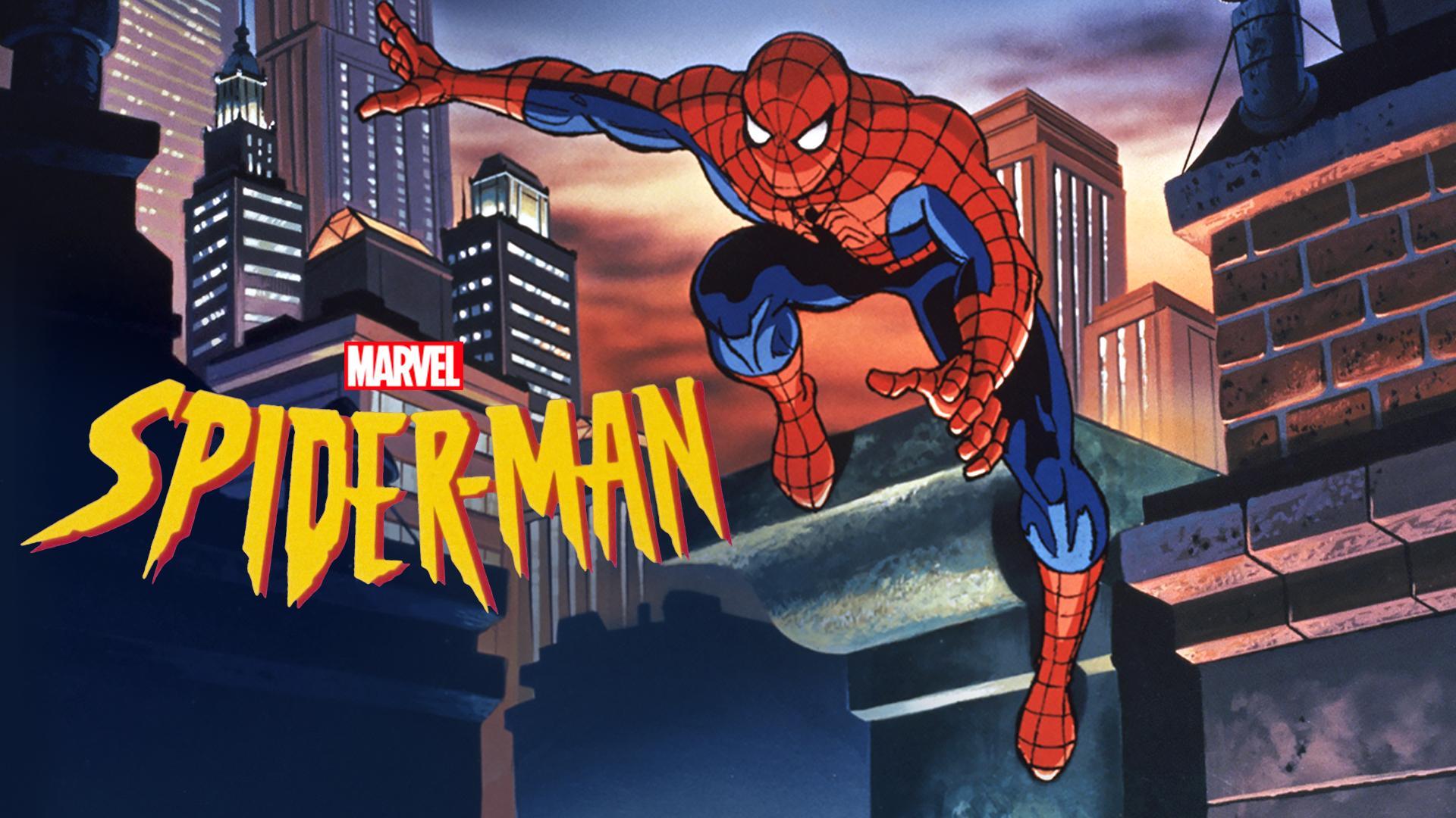 """Disney+ on Twitter: """"Spider-Man - Series (1994)… """""""