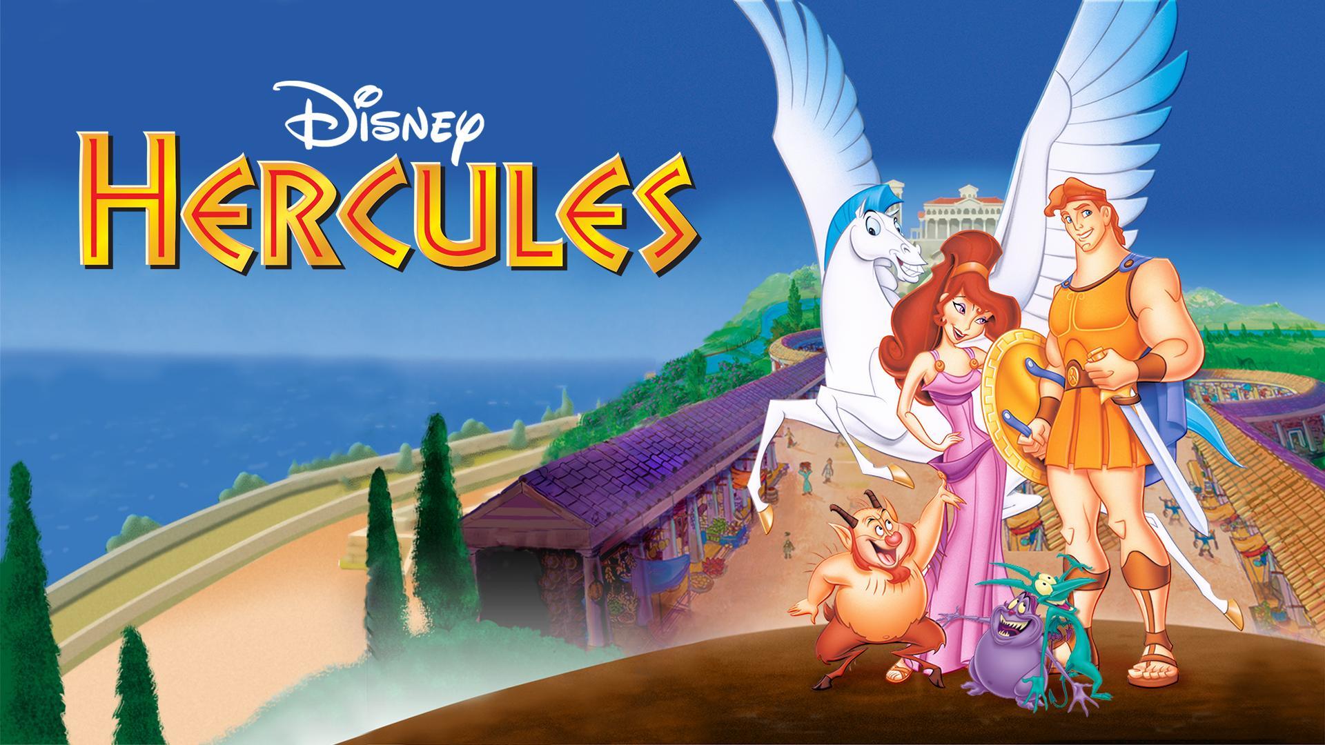 Disney On Twitter Hercules 1997