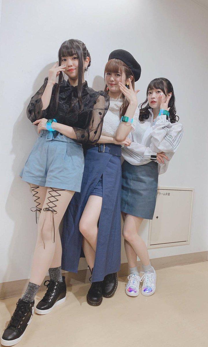 D4DJ 2nd LIVE -Day Party- / -Nonstop Night-LV、ライブに足を運んでくださった皆様本当にありがとうございました✨Photon Maidenがどんなユニットに進化するのかワクワクするライブでした。4人が揃った時の化学反応はきっとすごい事になると思います!みんな、まっててね☺️#D4DJ #福島ノア