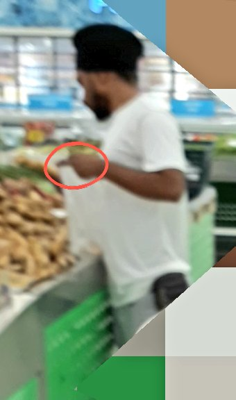 [1/2] 📸#9OCT @ 21:44 👉#INTEL #WATCHDOGS & #STALKERS CARRYING OUT #SURVEILLANCE IN #GIANT FALIM #SUPERMARKET & MAKING RUDE #GESTURES TO ME (GIVING THE #MIDDLEFINGER, INDICATING THE #GENITALS)Men wearing #turbans similar to the one in #pics were employed by #shippers in Italy, – at ipoh, perak