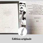 Image for the Tweet beginning: Nouveau trésor dans les vitrines