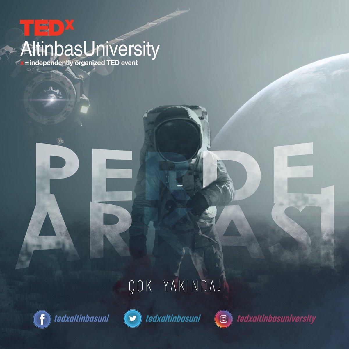 TEDxAltinbasUniversity '20 Perde Arkası | Çok Yakında!