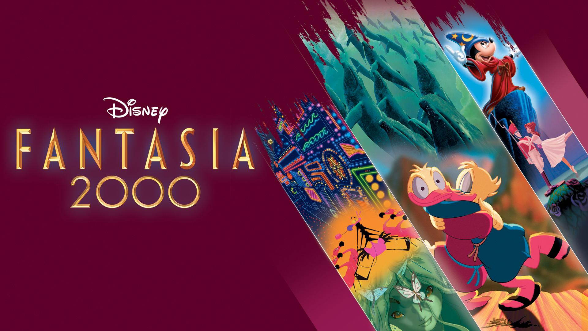 Disney On Twitter Fantasia 2000 2000