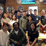 Image for the Tweet beginning: The first Coindesk Japan/Coindesk Meetup!