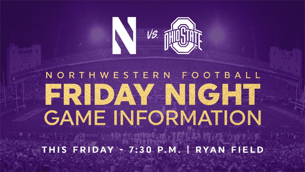 Game week is here! Plan ahead ➡️ Heres everything you need to know about this Fridays game: bit.ly/2IT52vE #GoCats x #B1GCats