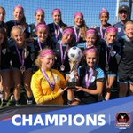 Image for the Tweet beginning: Delaware FC 2005 Girls 🏆