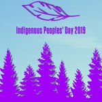 Image for the Tweet beginning: Happy Indigenous Peoples' Day!!!!!! #IndigenousPeoplesDay2019
